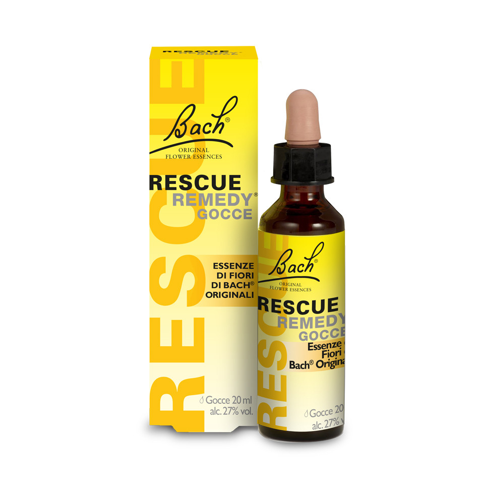 RESCUE REMEDY® GOCCE